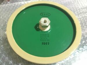 Ccg81 6 2000k 2000pf k 20kv120kva High Frequency High Voltage Ceramic Capacitor