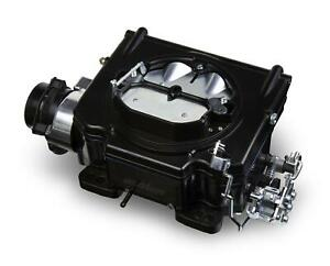 Demon 1901bk 625 Cfm Street Demon 4 Barrel Carburetor Composite Fuel Bowl Black
