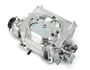 Demon 1902 625 Cfm Street Demon 4 Barrel Carburetor Polished Aluminum