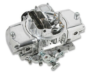 Demon 650cfm Road Demon Carburetor Vacuum Secondaries Electric Choke Rda 650 Vs