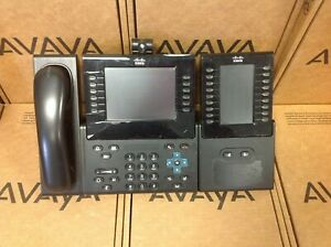 Cisco 9971 Phone Ip Voip Desk Cisco Cp 9971 c k9 W Stand expansion Cp ckem c