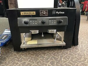 Brasilia Mythos Espresso Machine