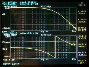 Newscope 5 Color Lcd Display Kit For Hp Agilent 3562a Dynamic Signal Analyzer