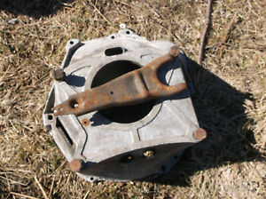 1967 1968 Mustang Bell Housing 6 Cyl C7za 6394 a Top Loader 3 4 Speed 7588 g