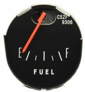 Oer Fuel Gauge With Round Speedometer 1964 1966 Ford Mustang Gt Models