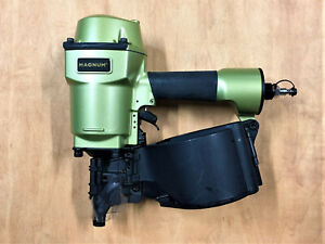 Magnum Wcp 70 Wire Coil Nailer New