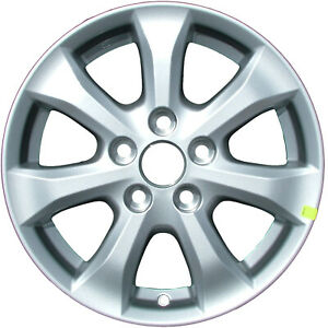 69495 Refinished 2007 2013 Toyota Camry 16 Inch Wheel Rim