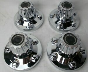 Chrome Center Caps Fits Chevrolet Monte Carlo El Camino 14 Rally Wheels Set 4