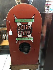 Commercial Coffee Grinder A J Jorgensen Co Kobenhavn Ajco 50 Check This Out