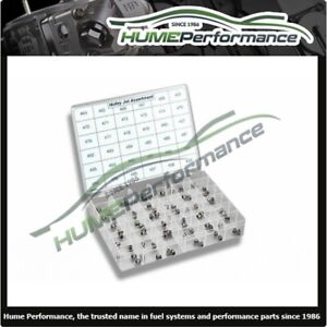 Genuine Holley Jets Jet Kit Assortment Part No 36 181 Sizes 64 To 99