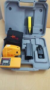 Pls 5 Red Laser System Preowned Tool Kit