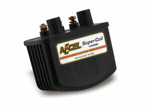 Accel 140408bk Super Coil Ignition Coil