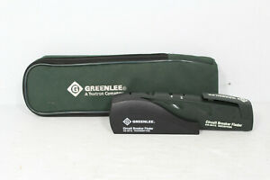 Greenlee Cs 2072 Circuit Breaker Finder