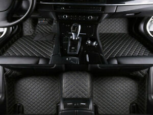 Fit For Ford Explorer 2011 2017 Floor Mats Liner All Weather Waterproof
