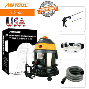 Autool Hts558 Car Engine Intake Pipe Valve Carbon Deposition Clean Machine 110v