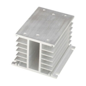 Solid State Relay Heat Sink For 3 Phase Ssr 10a 25a Heat Dissipation Radiator