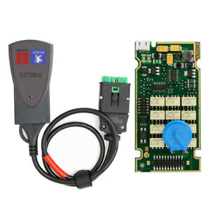 Lexia3 Pp2000 Diagbox V7 83 With Nec Chip For Citroen Peugeot Diagnostic Scanner