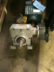 Cone Drive Right Angle Gear Mn B11 58836 Ratio 100 1