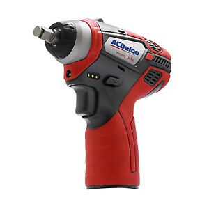 Acdelco 3 8 Impact Wrench 12v Cordless G12 Series Ari12104t tool Only