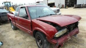 Rear End Assembly 2wd 7 5 8 Ring Gear 4 10 Ratio Fits 98 03 S10 Sonoma 164333