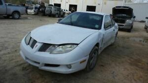 Seat Belt Front Bucket Coupe Driver Buckle Fits 00 05 Cavalier 166502