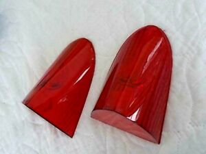 1955 56 Packard Senior Taillight Nos Cathedral Lenses