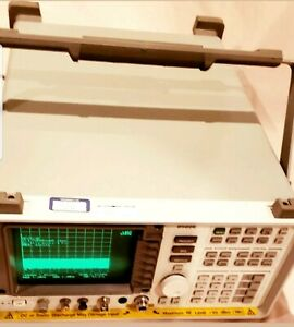 Hp Agilent 8560e Spectrum Analyzer 30hz 2 9 Ghz Tested And Guaranteed