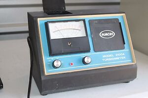 Hach Model 2100a Turbidimeter