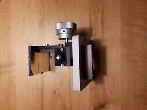 Reichert Leica Polyvar Microscope Mirror Assembly