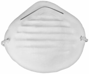 New Case Of Safety Zone Rs 810 Particulate Disposable Dust Mask W Elastic Back