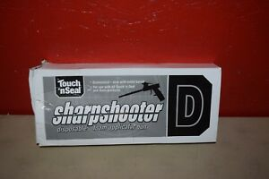 Touch n seal Sharpshooter D Foam Applicator Gun