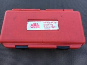 Mac Tools Bd3143 M Heavy Duty Bushing Driver Set Nice
