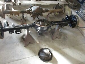 1968 69 70 Chevrolet Chevelle Cf Code 4 56 Posi 12 Bolt Rear End Differential