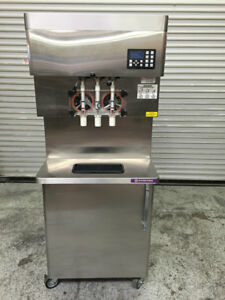 Soft Serve Ice Cream Frozen Yogurt Machine Stoelting 431 40912 Pressurized 7836