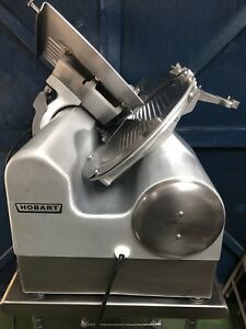 Hobart 1912 Automatic Commercial Deli Meat Slicer