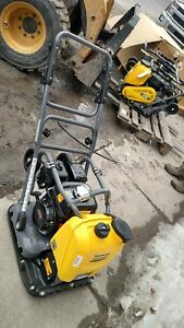 Brand New Lf 75 Atlas Copco Dynapac Plate Compactor Tamper W Water Tank