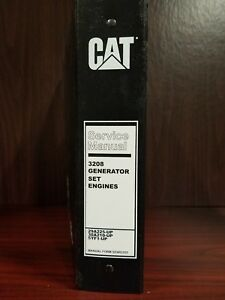 Cat 3208 Generator Set Engines Operation Service Manual Senr2555 13