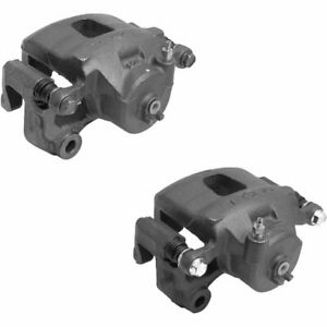 A1 Cardone 2 Wheel Set Brake Calipers Front Driver And Passenger Side