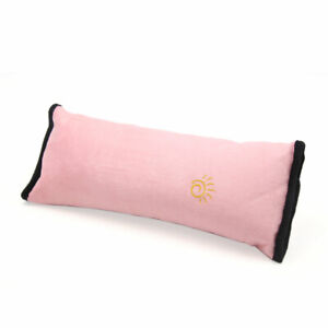 Pink Car Auto Safety Strap Cover Pillow Seat Belt Pad Shoulder Cushion