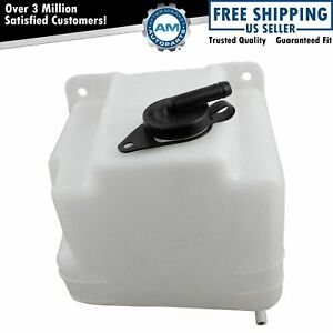 Coolant Radiator Overflow Bottle Tank For Chevy Gmc C K Series Truck Suv New