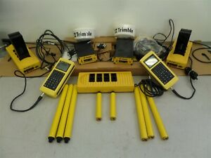 Trimble Tdc1 3300 Surveying Data Collector Gps 29654 01 Antenna Lot