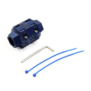 Blue Universal Magnetic Fuel Saver Gas Saving Economizer For Car Truck Boat