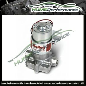 Genuine Holley Brand New Red Electric Fuel Pump 97 Gph Carburettor 12 801