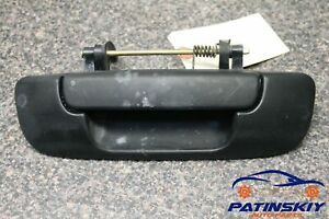 2005 Dodge Ram 3500 Tail Gate Lift Handle Lever Tailgate Crew Cab Dually 05