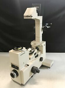 Olympus Optical Co Imt 2 Inverted Phase Contrast Miscroscope