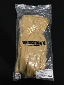Youngstown Glove 12 3290 60 xxl Fr 55 Cal Waterproof Utility Kevlar Gloves