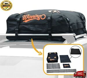 Water Resistant Cargo Bag Soft Rooftop Or Without Roof Rack Free Protective Mat