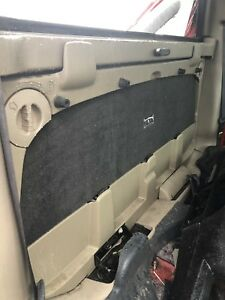 02 13 Chevy Avalanche Cadillac Escalade Ext Tan Midgate Mid Gate Bed Divider