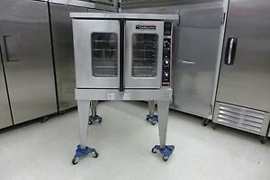 Garland Mco es 10s Full Size Electric Convection Single Deck Baking Oven Kitchen