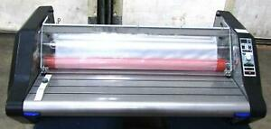 Gbc Catena 65 27 0 Thermal Pressure Roll Laminator Sn th1730200029 grade B